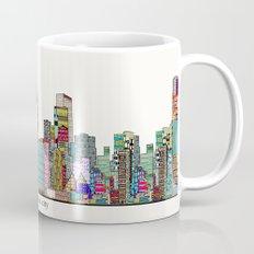 oklahoma city skyline Mug
