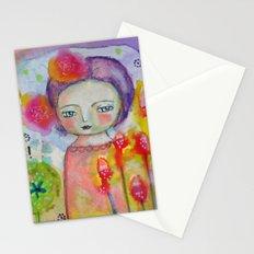 I am Brave ! Stationery Cards