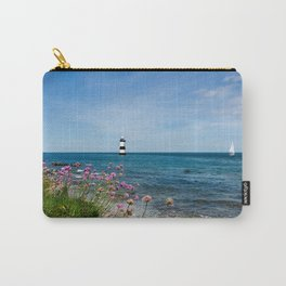 Lighthouse at Penmon Carry-All Pouch
