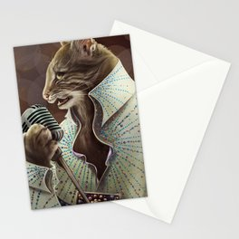 Elvis Petme Stationery Cards
