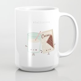 Fall in love - Ingredienti coraggiosi Coffee Mug