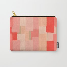 Like In Coral #society6 #abstractart Carry-All Pouch