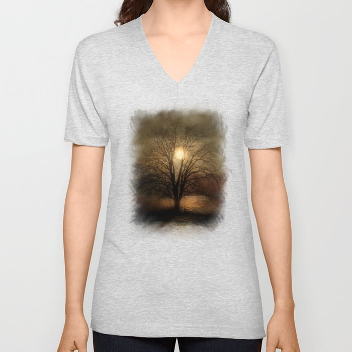 Beautiful inspiration Unisex V-Neck