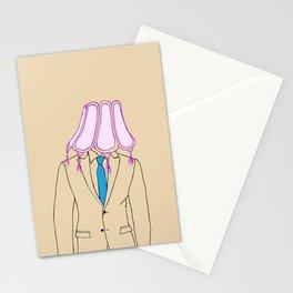 Headlamp too bright  Stationery Cards
