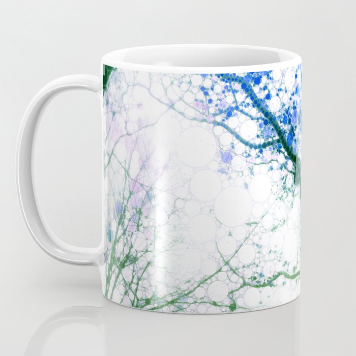 Tree Abstract 1 Coffee Mug