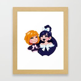 Pretty Cure Framed Art Print