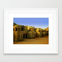 neverland Framed Art Prints featuring neverland by Giorgia Giorgi