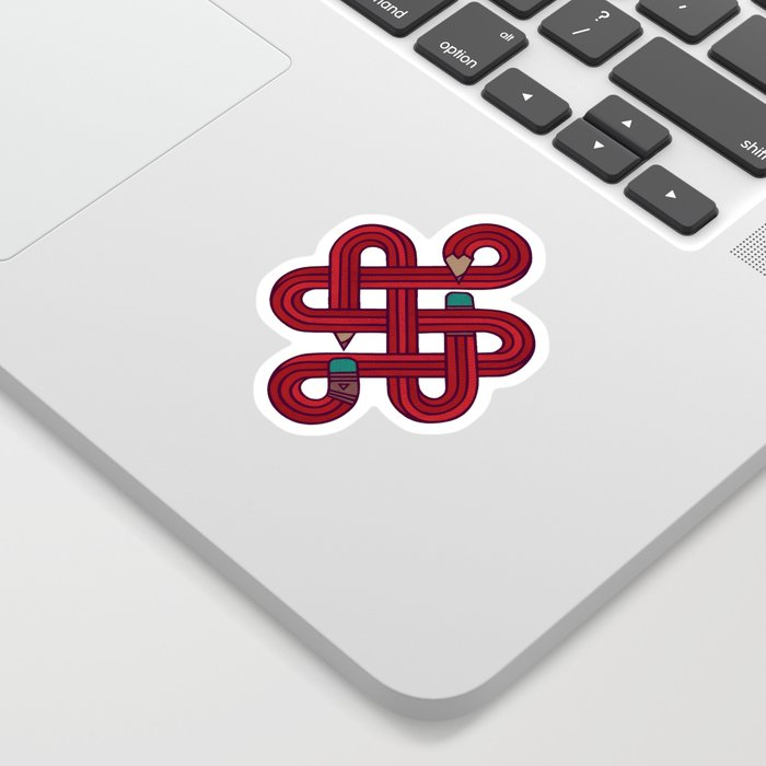 Endless Creativity Sticker