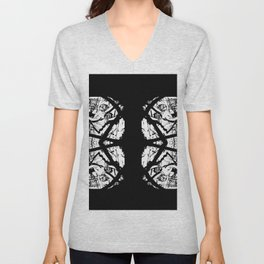 Butterfly Lungs Unisex V-Neck