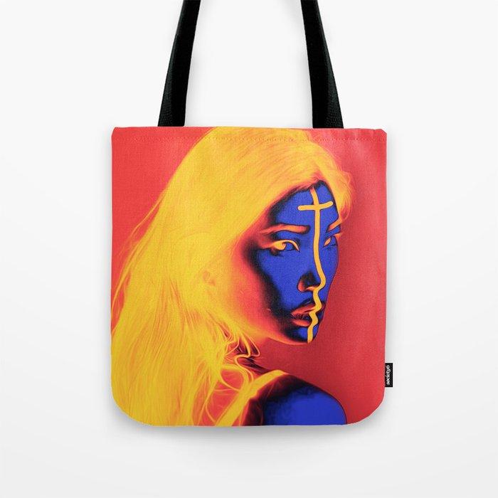 Zina Tote Bag