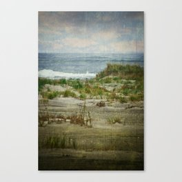 Beach III Canvas Print