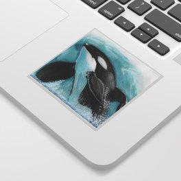 Tilikum Sticker