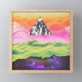 Ethereal Framed Mini Art Print