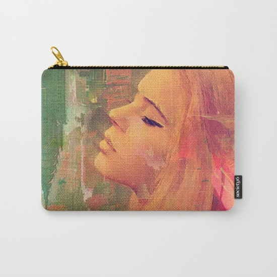 All the dreams are in us Carry-All Pouch