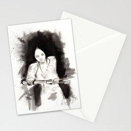 Derrotar al enemigo (Sketch version) Stationery Cards