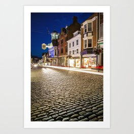 Guildford England Art Print