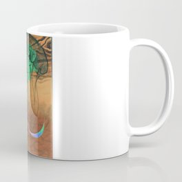 greetings [from the other side] Coffee Mug