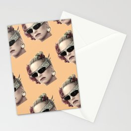KWEEN GOLDIE HAWN Stationery Cards