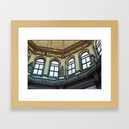 No church in wild Framed Art Print