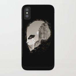 Alien´s Head iPhone Case