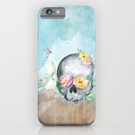 To Sleep, No More iPhone Case
