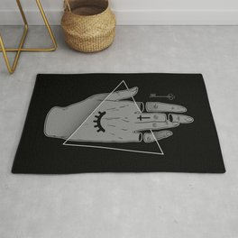 The Occult Hand Rug
