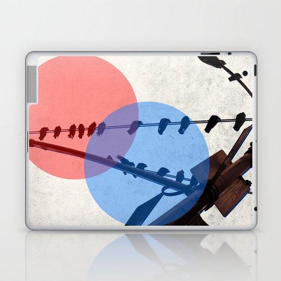Dimensions Laptop & iPad Skin