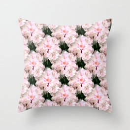 Rhodedendron Spleandour Throw Pillow