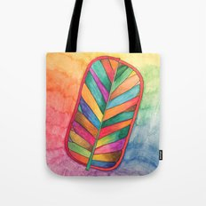 Just Leafy Tote Bag