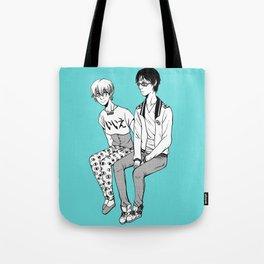Rei/Nagisa Tote Bag