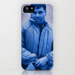 El Chapo iPhone Case