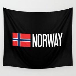 Norway: Norwegian Flag & Norway Wall Tapestry