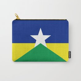 Flag of Rondonia Carry-All Pouch