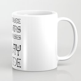 Reproduce Humans Not Viruses. Stay Home Coffee Mug
