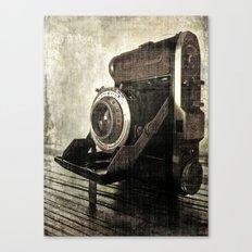 1950 Baldinette Canvas Print