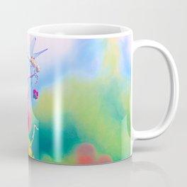 Dragonfly Dream a while Coffee Mug
