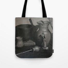 Native American Still Life Tote Bag