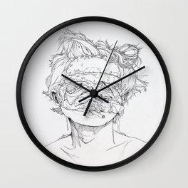 m1 Wall Clock