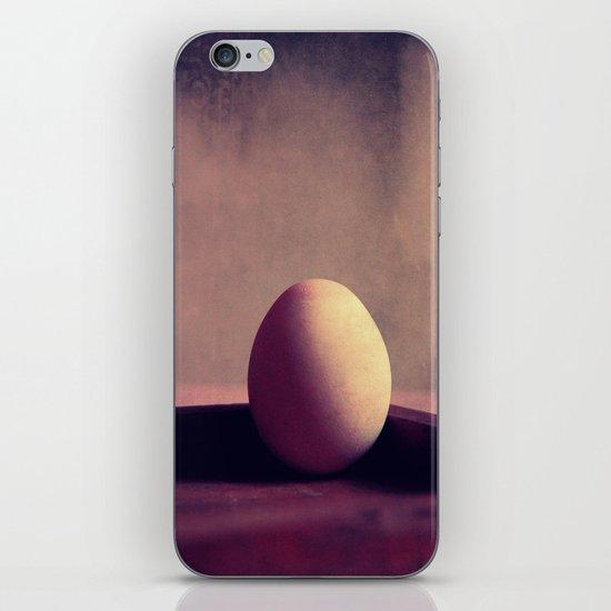 just one egg iPhone & iPod Skin