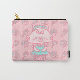 Gatita Meido Carry-All Pouch