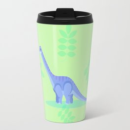 Brontosaurus, There When You Can't Reach the Shelf Above the Fridge Travel Mug