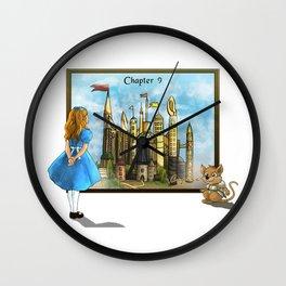 Chapter Nine : The Wurtherington Diary Wall Clock