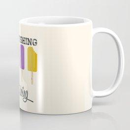Stop wishing, start doing - Popsicles Coffee Mug