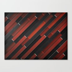 Maniac Pattern Canvas Print