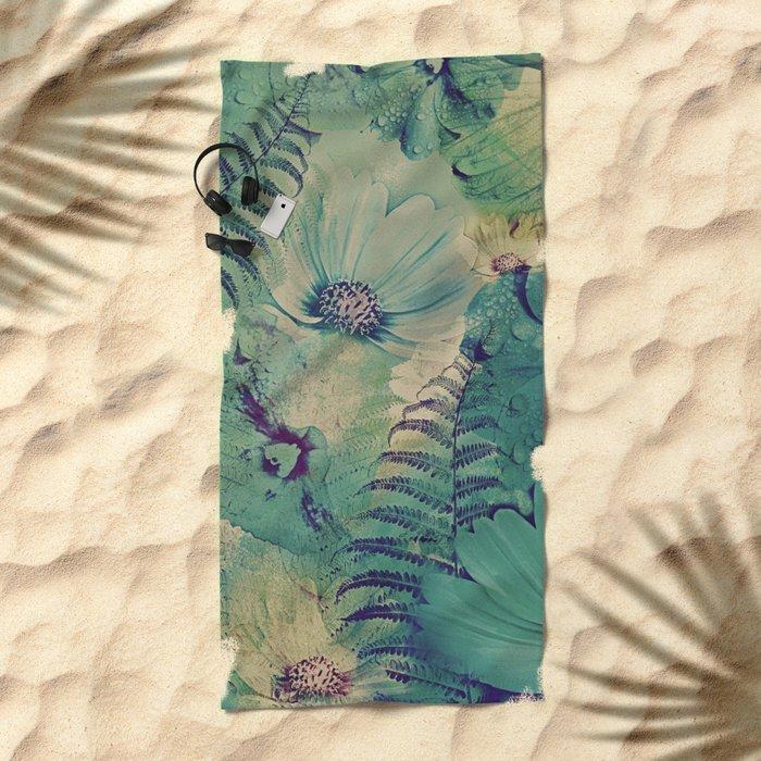 Subliminal Beach Towel