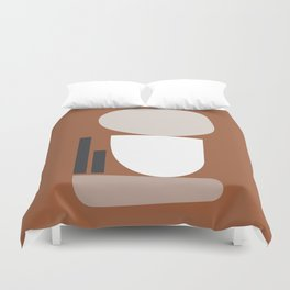 Shape study #11 - Stackable Collection Duvet Cover
