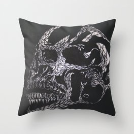 departure Throw Pillow