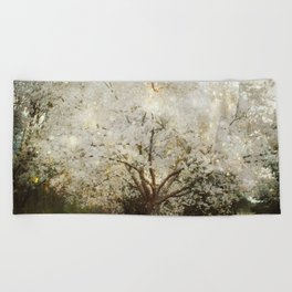 The Ghosts in the Trees Beach Towel