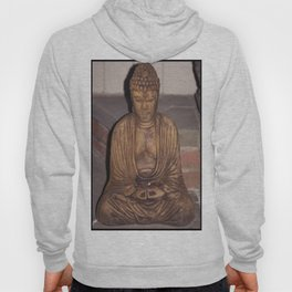 Buddha with coin offerings Hoody