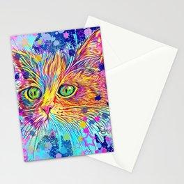 Ginger Tom Stationery Cards